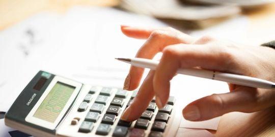 computing the individual tax returns